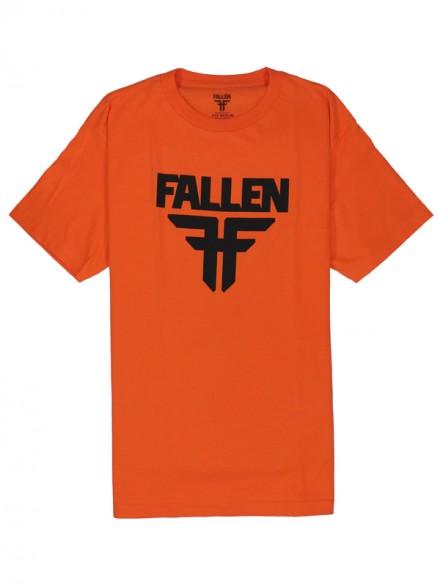 Playera Fallen Insignia Logo S/S Dobk