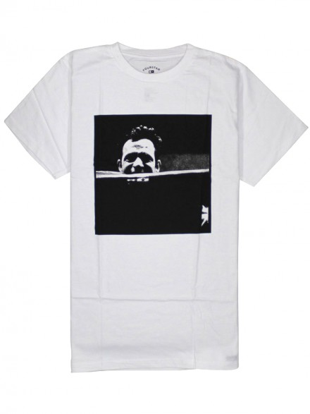 Playera Fourstar Legend #03 Wht