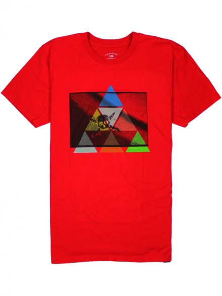 Playera Fourstar Photo Sig Red