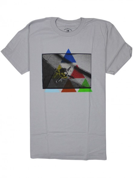 Playera Fourstar Photo Sig Silver