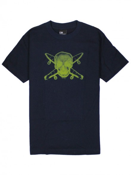 Playera Fourstar X-Ray Navy