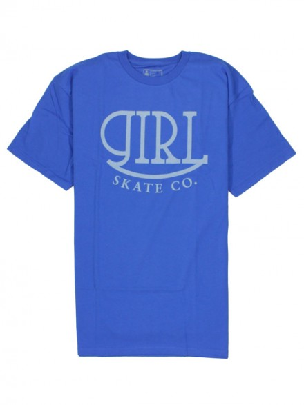 Playera Girl Fleetwood Roy Blu