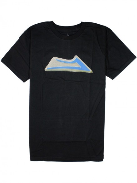 Playera Lakai Cookie Black