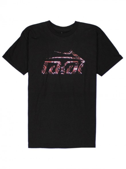 Playera Lakai Dye Job Blk