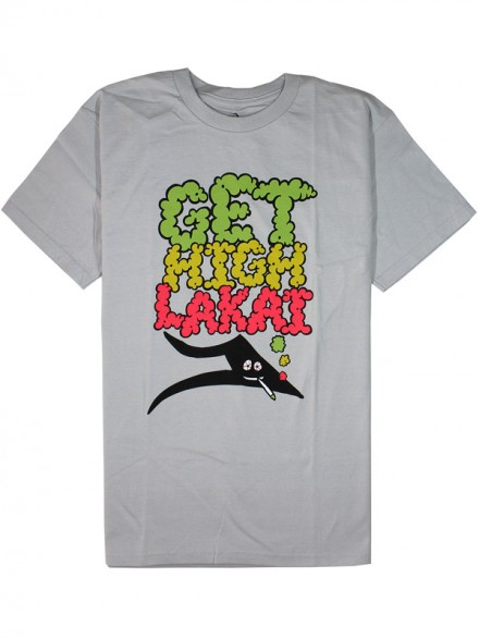 Playera Lakai Get High Sil