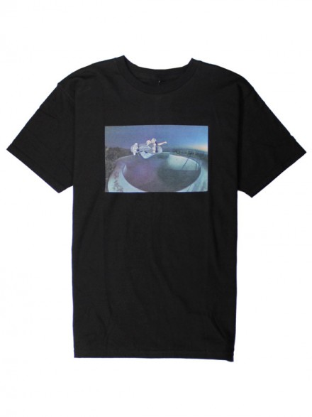 Playera Lakai Raven Photo Black