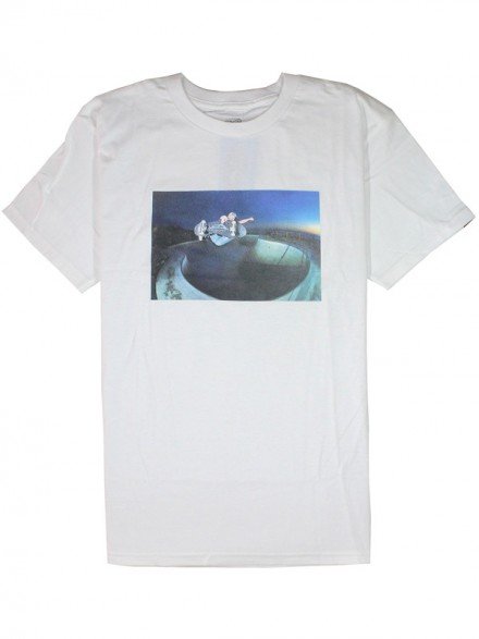 Playera Lakai Raven Photo White S