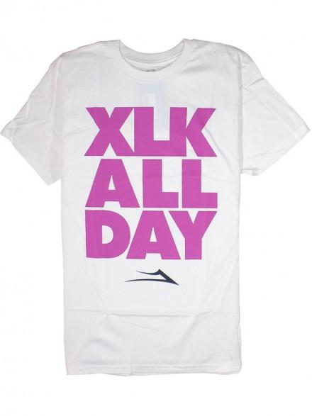 Playera Lakai Xlk All Day White S