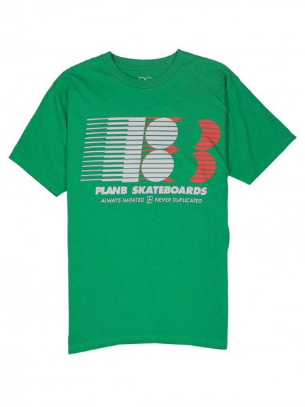 Playera Plan B Crosstown S/S Kel
