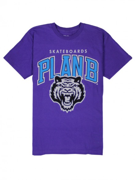 Playera Plan B Tiger S/S Pur