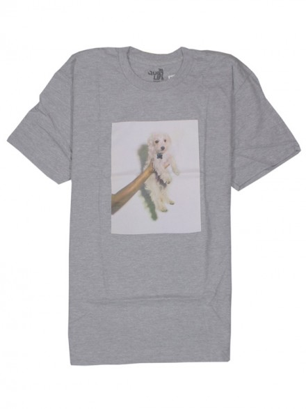 Playera Quiet Life Premium Harvey Heather Grey