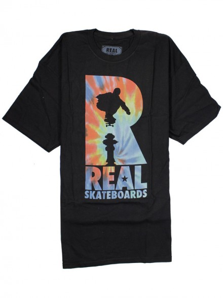 Playera Real Hydrant Trip S/S Blk