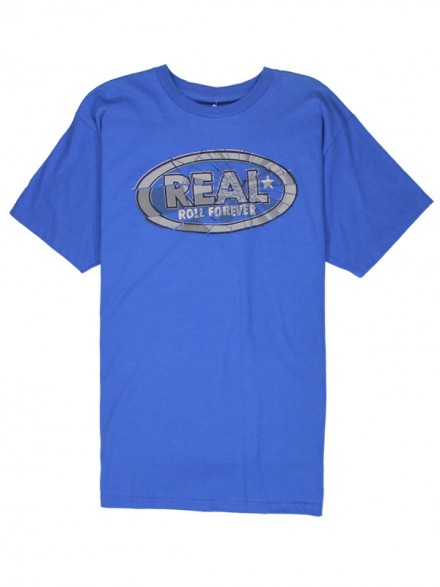 Playera Real Shattered Oval S/S Ryl