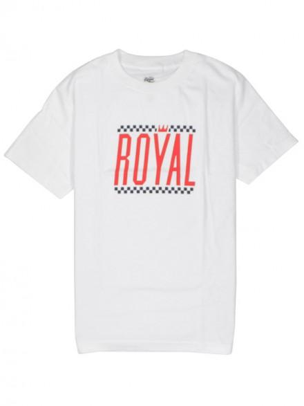 Playera Royal Grand Prix Wht