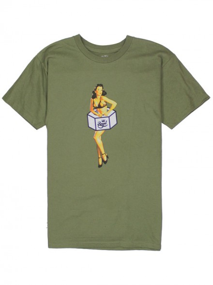 Playera Royal Pin Up Standard Mlt