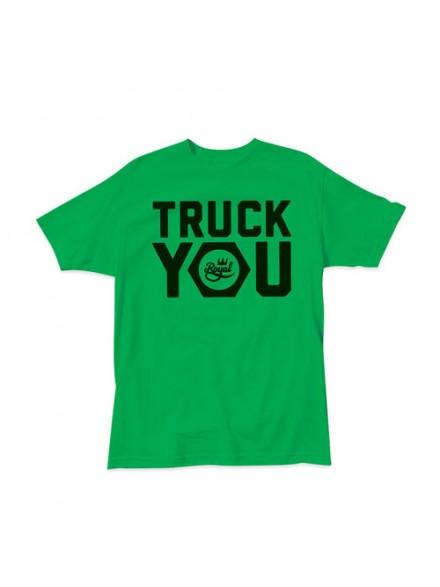 Playera Royal Truck You Standard Kel/Grn