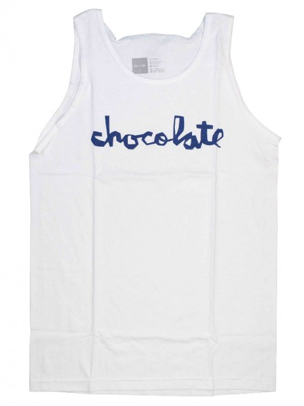 Playera Tank Chocolate Chunk Wht Navy