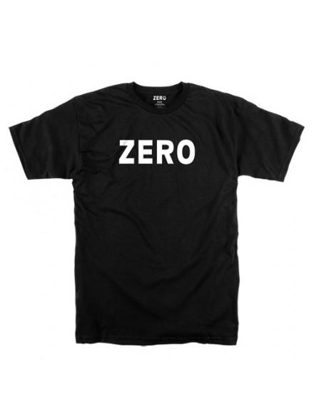 Playera Zero Army Premium S/S Blk M