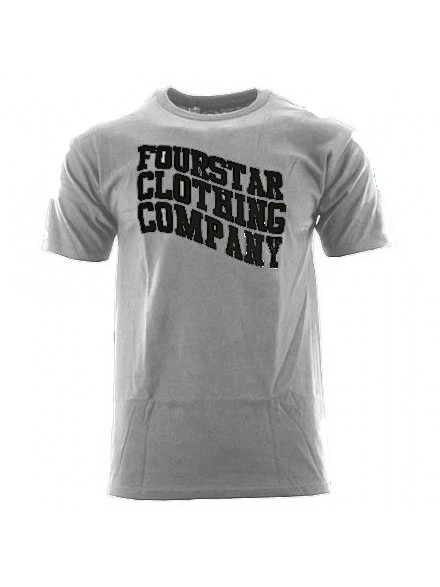 Playera Fourstar Roller Ath/Htr/Grey M