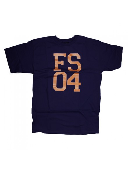 Playera Fourstar Stacked Fs04 Navy S
