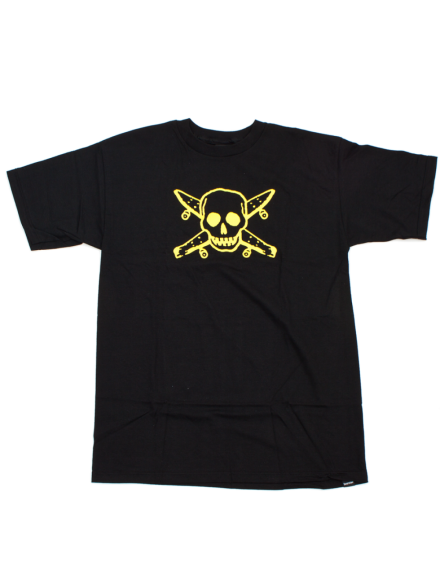 Playera Fourstar Street Pirate Black S