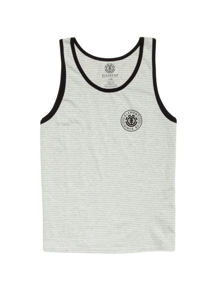 Playera Tank Element Steady Sand
