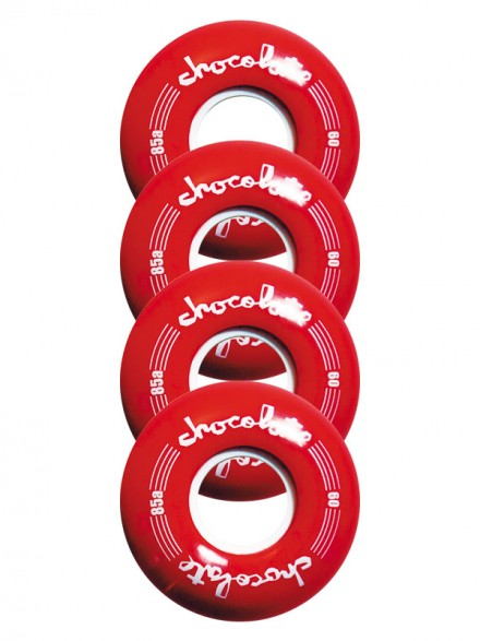 Ruedas Skate Chocolate Cruiser Chunk 60 mm