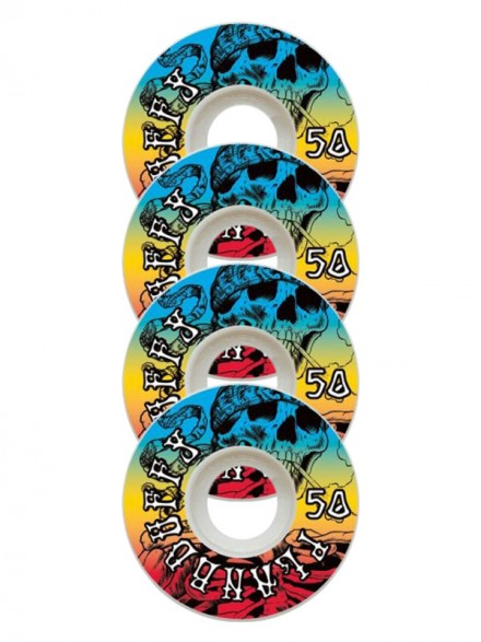 Ruedas Skate Plan B Gradient Duffy 50 Mm