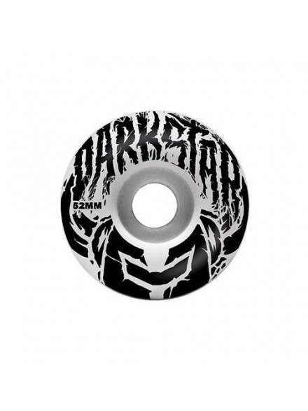 Ruedas Skate Darkstar Stack Price Knight White/Black 52 Mm