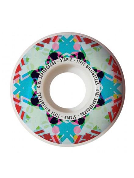 Ruedas Skate Girl Kaleidoskate 50 Mm