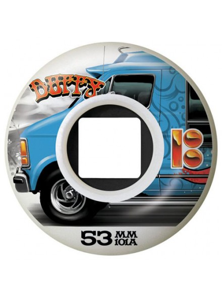 Ruedas Skate Plan B Duffy Vantastic 53 Mm