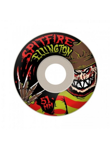 Ruedas Skate Spitfire Ellington Swt Dreams Wht 53mm