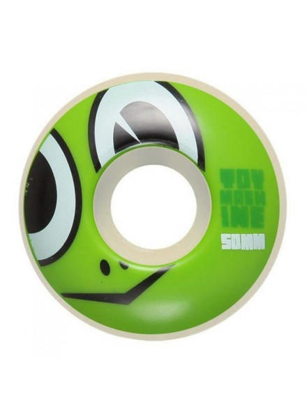 Ruedas Skate Toy Machine Turtle Head 50mm