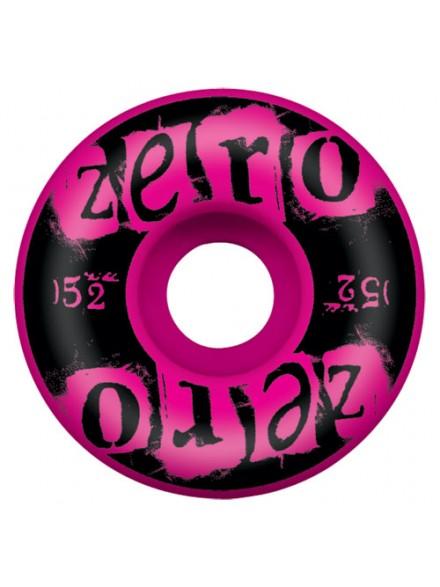 Ruedas Skate Zero Punk Pink Cult Classic 54 Mm