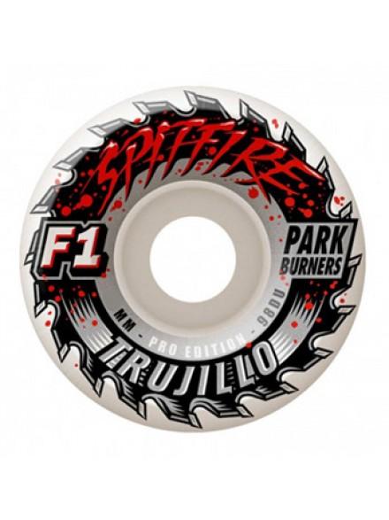 Ruedas Skate Spitfire F1 Pb Trujillo Ripsaws 54mm