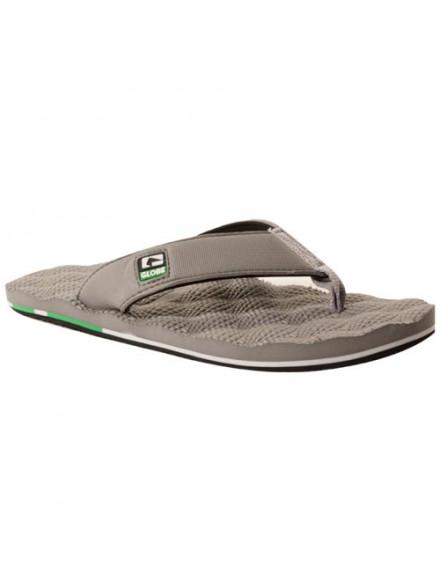 Sandalias Globe Bumps Grey/Green