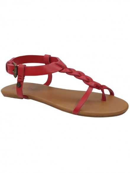 Sandalias Volcom Hot Summer Red