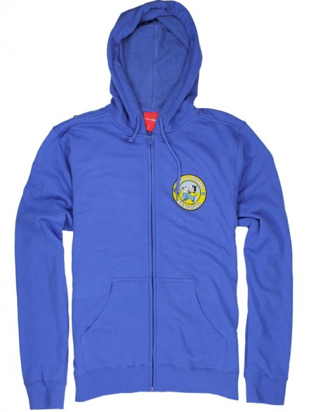 Sudadera Chocolate Keep On Truckn Royal Blue