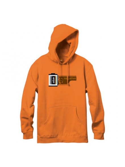 Sudadera Enjoi Negative Pullover Athl/Orange