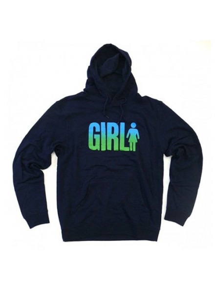 Sudadera Girl Big Navy