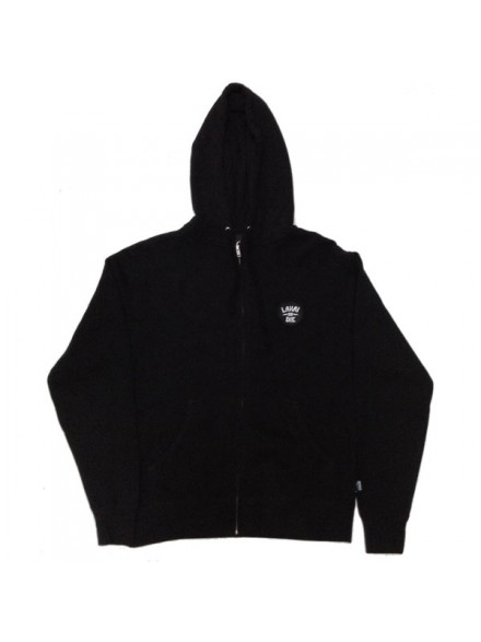 Sudadera Lakai Lakai Or Die Ziphood Black S