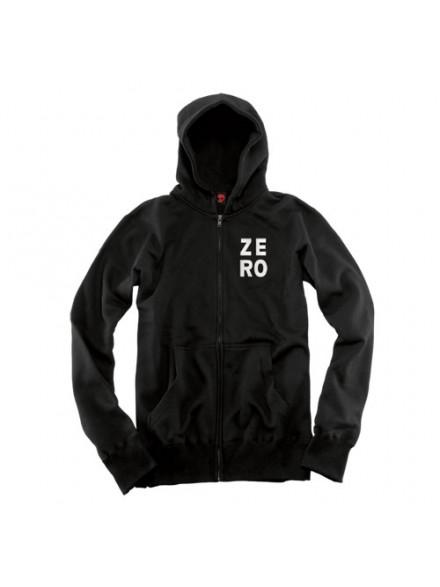 Sudadera Zero Numero Zero Blk M
