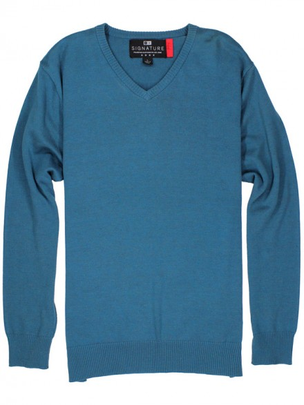 Sueter Fourstar Alpine Alpine Blue Heather L