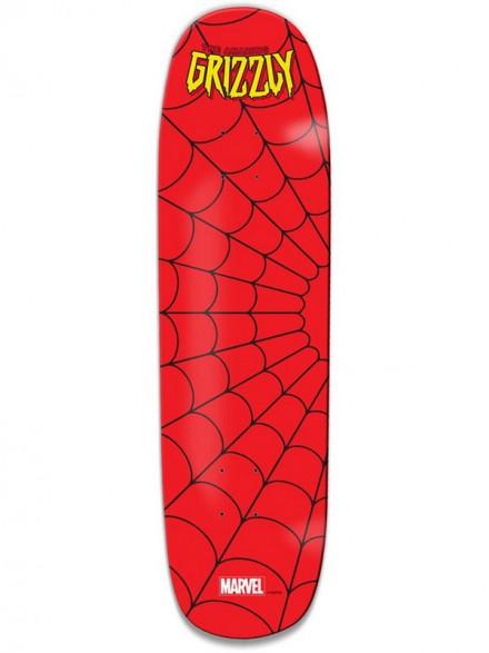 Tabla Grizzly X Spider-Man Cruiser 8.375'' X 32''