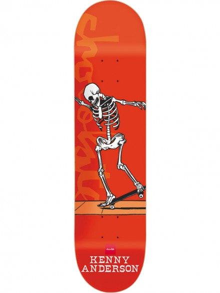 Tabla Skate Chocolate Anderson Day Of Shred 8.125