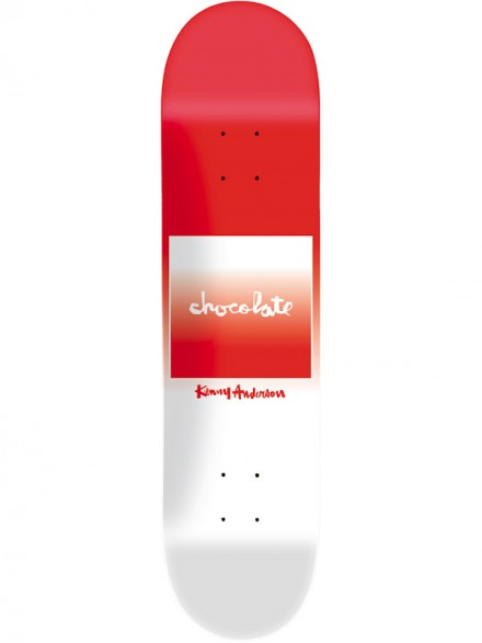 Tabla Skate Chocolate Anderson Fader 8.125