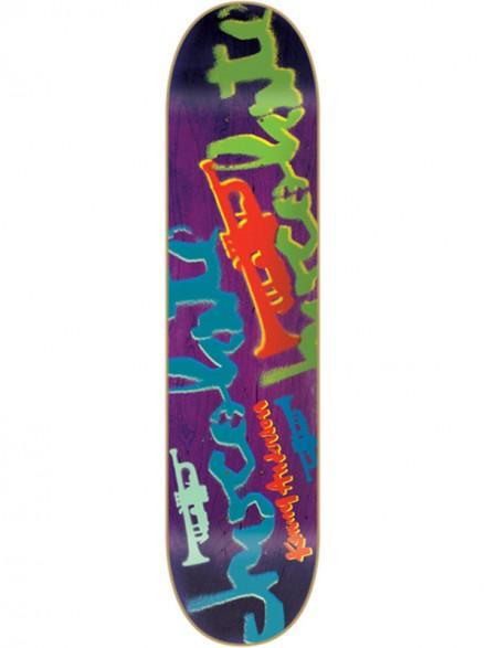 Tabla Skate Chocolate Anderson Stencil 8.125