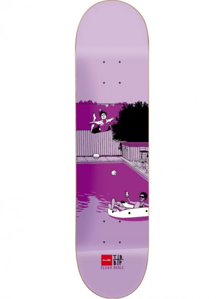 Tabla Skate Chocolate Berle Trunk Mansion 8