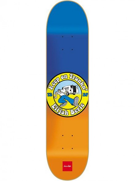 Tabla Skate Chocolate ELija Skateh Berle Keep On Trunkn 8.5