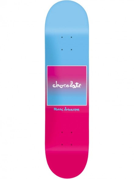 Tabla Skate Chocolate M. Johnson Fader 8.125
